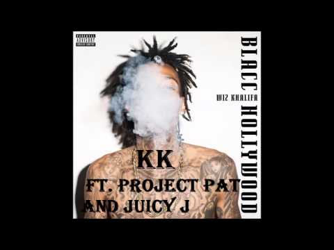 "Wiz Khalifa - KK"" (Official Audio) Ft. Project Pat Juicy J)"
