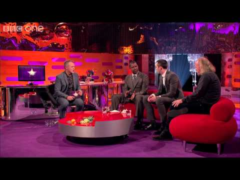 Nicholas Hoult on how to play a zombie - The Graham Norton Show - Series 12 Ep 12 Preview - BBC One