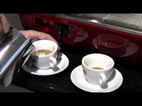 Gaggia GD Series coffee machine demo