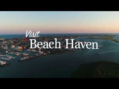 Beach Haven, NJ voted best family resort and most scenic nautical town.