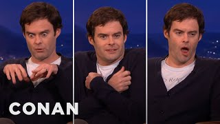 Video Bill Hader's SNL Cast Impressions  - CONAN on TBS MP3, 3GP, MP4, WEBM, AVI, FLV Desember 2018