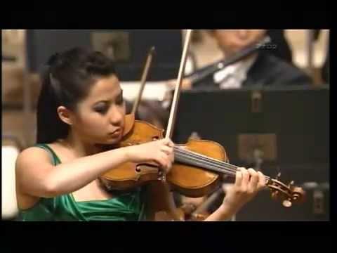 Bruch violin Concerto 1st-2nd mvt