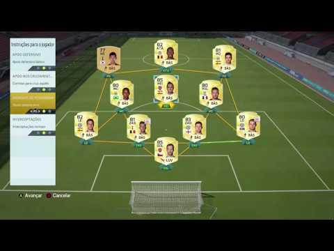 FIFA 16 - Ultimate Team TIME BOM E BARATO, Liga Inglesa [E Dicas Para Iniciantes]