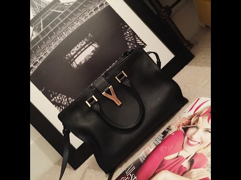Review: YSL Mini Cabas Chyc Bag + mini w - Youtube Downloader mp3