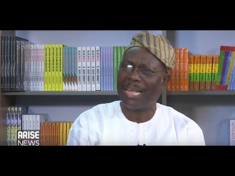 Moshood Salvador Discusses The 2019 Elections And His Defection To The APC