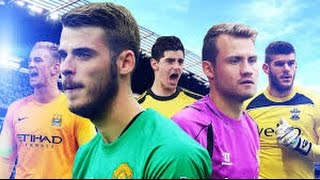 Top 5 (Goalkeeper Saves) Premier League 2015 /2016 HD