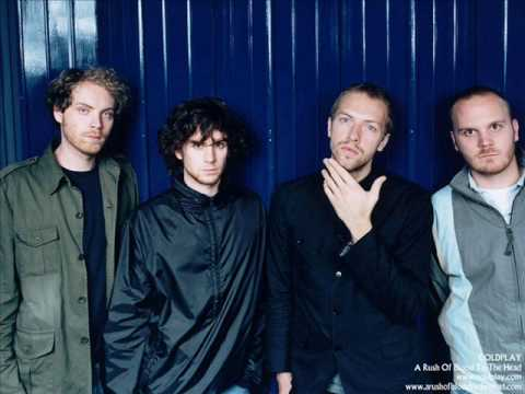 Coldplay - Animals [HQ]