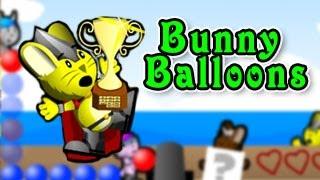 Bunny Balloon Walkthrough