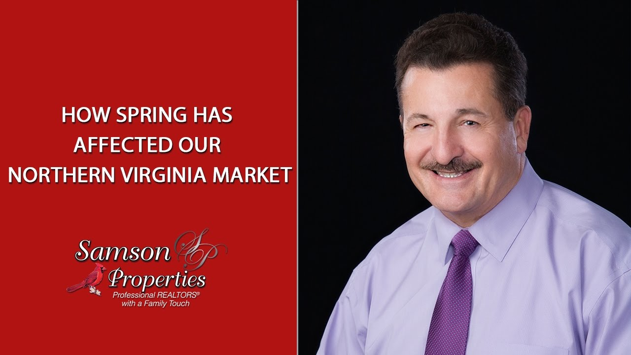 How Spring Has Affected Our Northern Virginia Market
