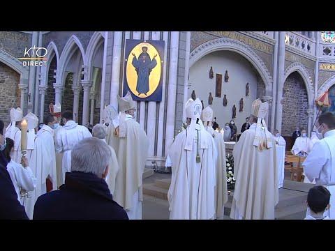Jubilé des 150 ans de l'apparition de Notre-Dame à Pontmain