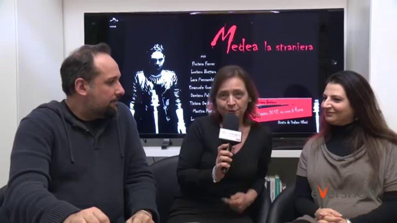 Medea La Straniera, una storia attuale