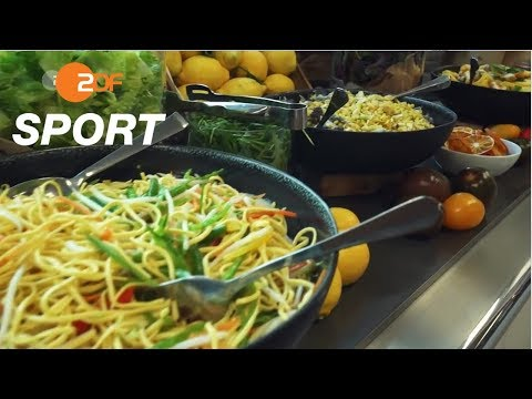 "FC Liverpool - Ernährung auf ""Weltklasse""-Niveau  | ZDF SPORTreportage"