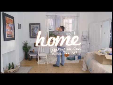 Home (UKTV) – Ident / Continuity – 04.2011