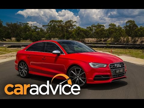 Audi S3 review : Driving Modes on the Track