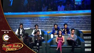 Dance India Dance Season 4  February 09, 2014 - Sumedh & Paul's Performance