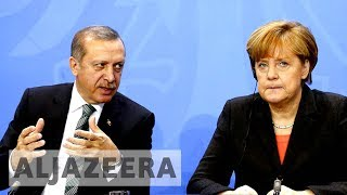 Sigmar Gabriel, Germany's foreign minister, has criticised Turkey over the jailing of six human-rights activists and warned German citizens they could face arbitrary arrest in the country.  Diplomatic ties between the two countries were strained after a German human rights adviser was arrested in Istanbul earlier this month. Al Jazeera's Duncan Crawford explains.- Subscribe to our channel: http://aje.io/AJSubscribe- Follow us on Twitter: https://twitter.com/AJEnglish- Find us on Facebook: https://www.facebook.com/aljazeera- Check our website: http://www.aljazeera.com/
