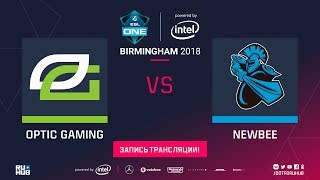 OpTic vs NewBee, ESL One Birmingham [Maelstorm, Inmate]