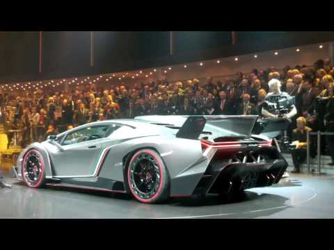 cc8186 - Lamborghini Veneno: World Premiere in Geneva: Lamborghini Veneno with 750 PS. More details & pictures at: http://www.sportauto.de/marken/news/lamborghini-ven...