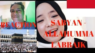 Video SAUDI EXPATS REACTION/SABYAN - ALLAHUMMA LABBAIK MP3, 3GP, MP4, WEBM, AVI, FLV November 2018