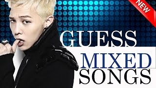 KPOP CHALLENGE #5 - GUESS MIXED SONGS !