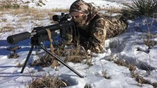 A Swagger bipod's coil spring legs means it can steady your field shots from nearly any position from low prone to standing. Flat ground, steep slopes, grass and brush -- Swagger handles it. No springs to pinch, not sharp edges to jab you in the back when carrying. Swagger spells versatility.