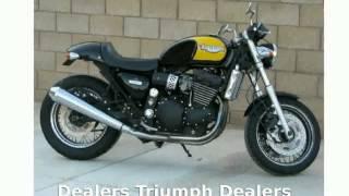 8. 2004 Triumph Thunderbird Sport Dealers, Specs