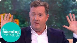 Subscribe now for more! http://bit.ly/1JM41yF Piers Morgan reveals that he does sometimes regret some of the things he says, but...