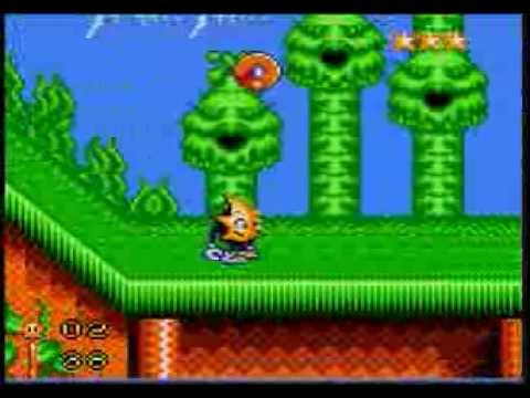ristar game gear review