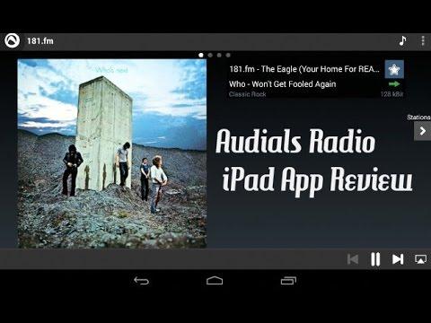 Video of Audials Radio