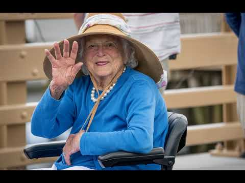 Former First Lady Barbara Bush In Failing Health, Spokesman Says