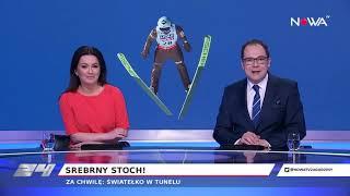 Kamil Stoch drugi w Oberstdorfie. BRAWO!!!