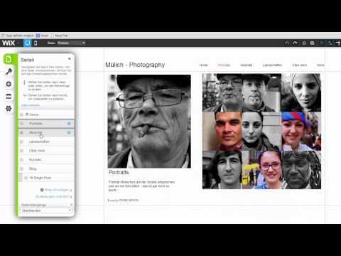 Wix im Test: Wie erstelle ich meine eigene Homepage mit Wix?