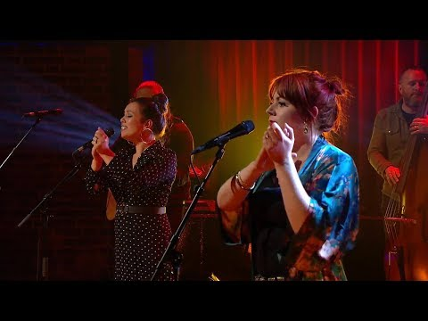 The Whileaways | The Late Late Show | RTÉ One