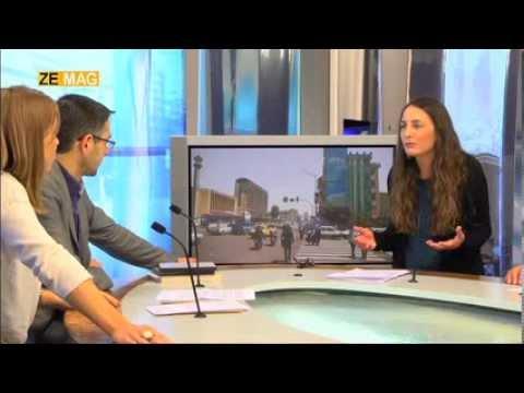 Plein Cadre : Iran : un dessin qui a de la voix