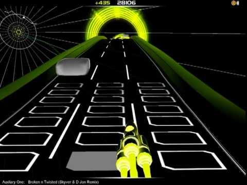 Skyver & D Jon Feat. Gedruckt - Broke N Twisted