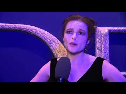Cinderella: Berlin Premiere Helena Bonham Carter Official Interview