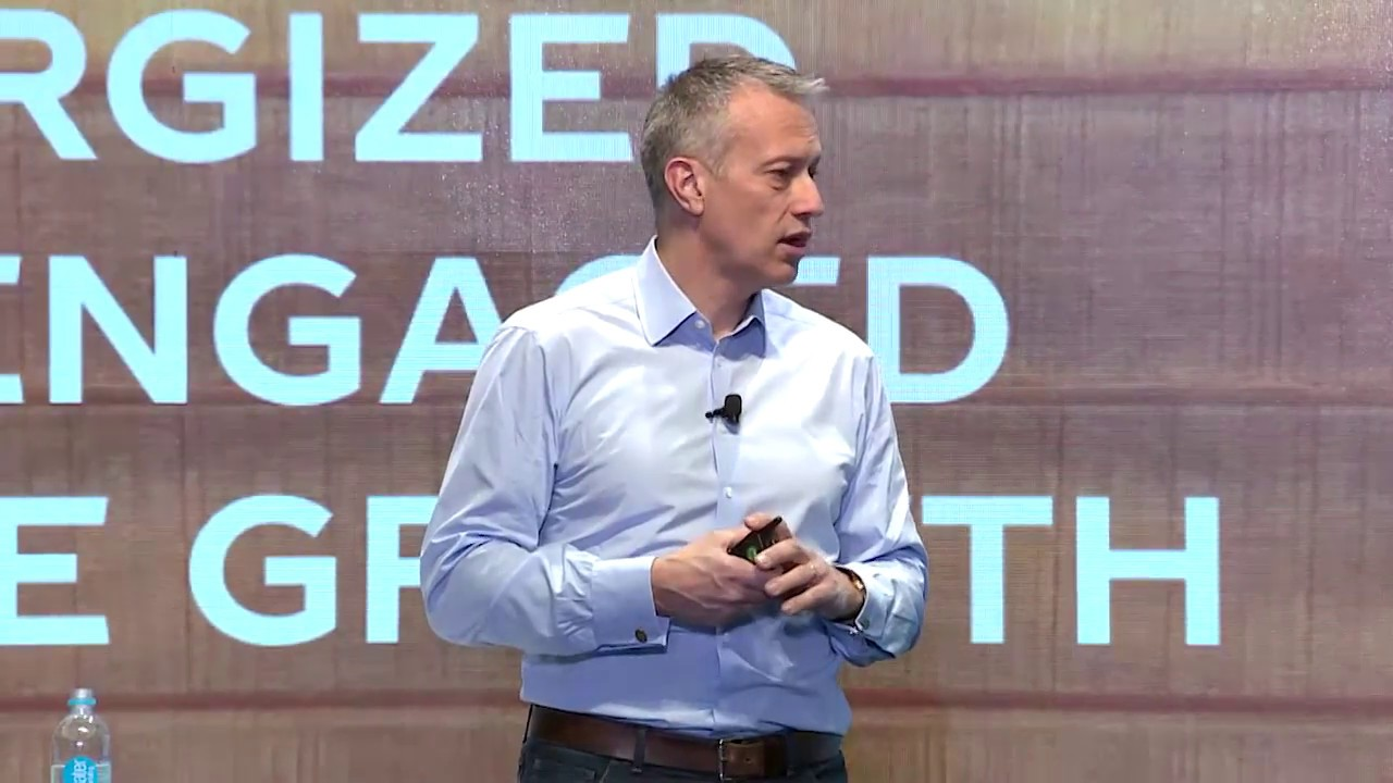 """""""Beverages for Life"""" – James  Quincey"""