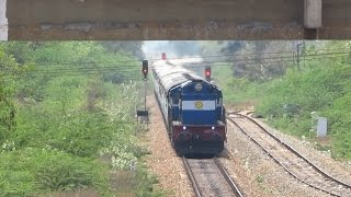Mayiladuthurai India  City new picture : 11111 powers Mayiladuthurai Express - Indian Railways