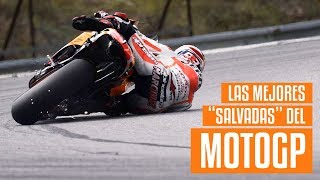 Video Las salvadas más épicas en MotoGP MP3, 3GP, MP4, WEBM, AVI, FLV Januari 2019