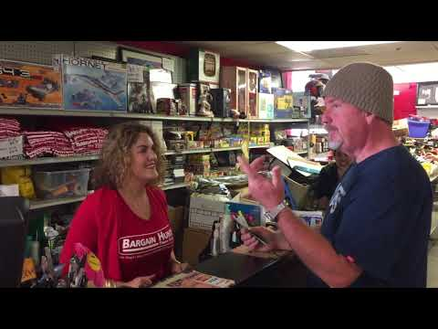 Storage Wars an IMPORTANT Message from Darrell Sheets Bargain Hunters A&E