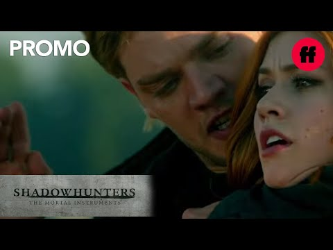 Shadowhunters 2.02 Preview