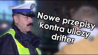 Uliczny drifter kontra nowe przepisy – Na drogach