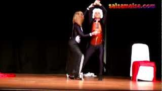 Super Salsa Performance | Tony Lara&Claudia