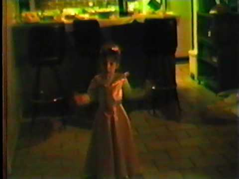 Halloween 1990 on Colette in North Hills, CA