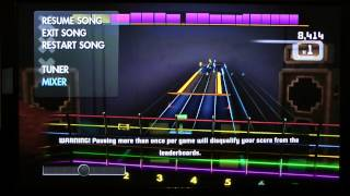 The first part is taken from Song Score Attack and there you can see the video lag, best where you can see it is in 1:24 or 1:30. The second part is taken from ...