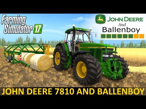John Deere 7800/7810 v1.0