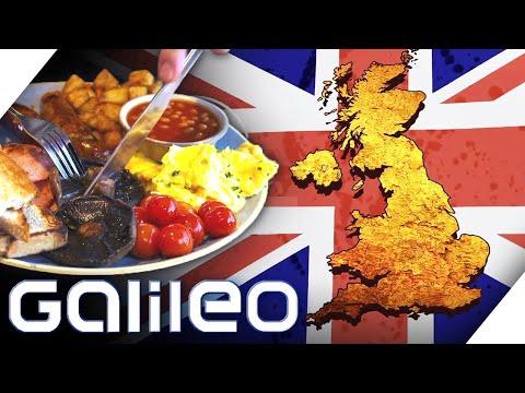 Play this video So gut ist Fast Food in England  Galileo  ProSieben