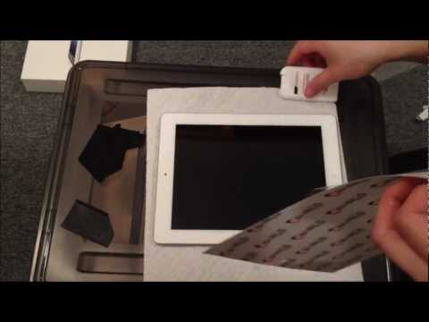 How to Install ZAGG invisibleSHIELD to Apple The New iPad 3 3rd Generation (HD)