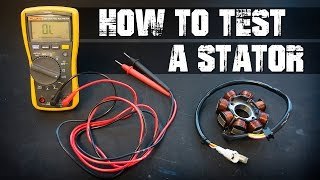 8. How To Test A Stator