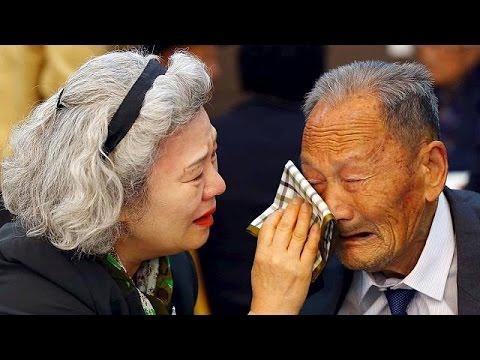 Β. Κορέα: Ώρα αποχωρισμού για τις οικογένειες που συναντήθηκαν μετά από 60 χρόνια